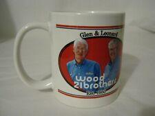 🏁Racing Memorabilia GLEN & LEONARD Wood Brothers (Both Side) Photo Print Cup