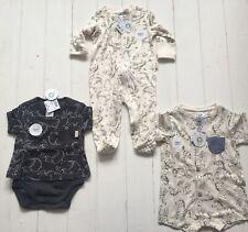 Organic Baby Boy Clothes Bundle   BNWT   0-3 Months