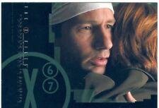 X Files Seasons 6 & 7 Box Loader Chase Card BL2
