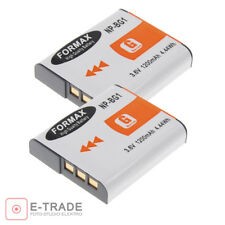 2x  Replacement Lithium Ion Battery For Sony G Type NPBG1 NP-BG1 -- DSC-H DSC-W