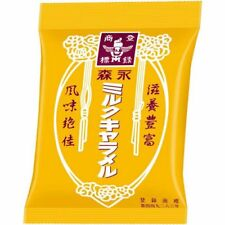 Japanese Food Morinaga Milk Caramel Soft Candy 97g Per Bag Sweet Melting FS