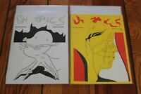 On Topics #1 & 2 Michael DeForge (Adventure Time, Heaven No Hell, Familiar Face)
