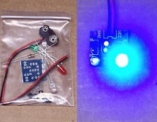 DUAL LED LIGHT FLASHER - unbuilt electronic science homeschool model project kit