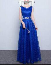 BNWT Formal dinner evening gown dress wedding brides mom M L XL XXL