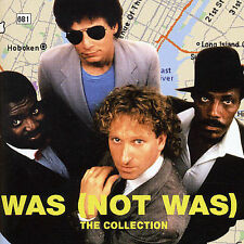 The Collection by Was (Not Was) (CD, May-2004, Universal/Spectrum) GREATEST HITS