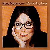 Nana Mouskouri - greatest very best hits singles collection - 21 track cd