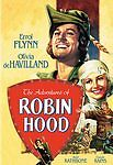 The Adventures of Robin Hood (DVD, 1935) ERROL FLYNN