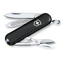 Victorinox Taschenmesser CLASSIC schwarz, mit kostenloser Gravur