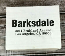 Barksdale 9617-5 Pressure Switch 295-5000 Psi 2.0-34.5 Mpa New Free Shipping