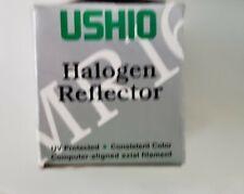 USHIO Halogen Reflector MR16 50W 12V FNV/FG Made in Germany. $5.70 each