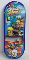 Moose Toys Mighty Beanz Mega Pack 15 Different Beanz Inside Variety Pack
