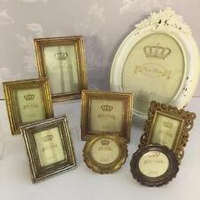 Portafotos y marcos decorativos de plata para el hogar