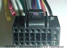 Kenwood Wire Harness DPX303 DPX501 DPX503 KDC-MP4028 KDC-MP428 KDC-MP5028