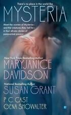 Mysteria by Gena Showalter, Susan Grant, P. C. Cast, M. Davidson - PB