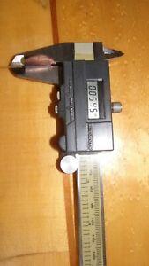 """Vintage Mitutoyo Japan 500-118 150mm/6"""" Absolute Digital Digimatic Caliper"""
