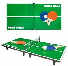 Indoor Sports Tabletop Table Tennis Ping Pong Game - Christmas Bday Family Fun