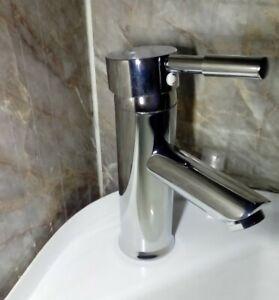Caravan Motorhome Fixed Spout  Sink Mixer Tap ➕ Speed fit  type connectors 12mm