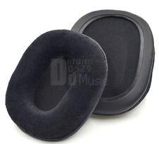 Velour Cushion ear pads earmuff cover For SONY MDR 7506 V6 CD900ST CD700 Headset