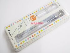 Pilot Kakuno Triangular Shaped Grip Smiling Fountain Pen+ 7 Ink Cartridges, NCF