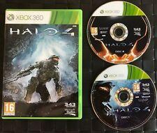 Halo 4 Xbox 360 - no manual
