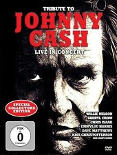 TRIBUTE TO JOHNNY CASH - LIVE IN CONCERT (SPECIAL COLLECTORS EDITION)  DVD NEU