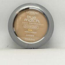 L'Oreal Paris True Match Super-Blendable Powder Makeup W3 Nude Beige