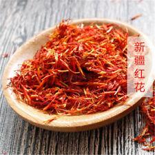 100% Natural DRIED SAFFRON SAFFLOWER Tea Organic Chinese Herb Tea
