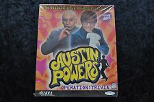 Austin Powers Operation Trivia Big Box New In Seal PC Game