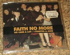 Faith No More - We Care A Lot/I Started A Joke - Single 1998