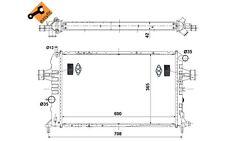 NRF Radiador, refrigeración del motor OPEL ASTRA ZAFIRA VAUXHALL ASTRAVAN 58177