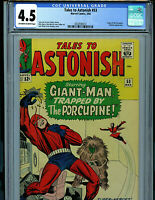 Tales To Astonish #57 CGC 4.0 1964 Silver Age Marvel Comics K19