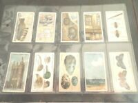 1922 Tobacco Card Set, WD & HO Wills, DO YOU KNOW, Interesting Facts, 1st Series