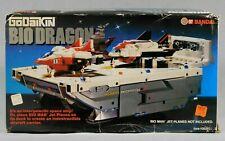 VINTAGE GODAIKIN BIO DRAGON 1984 COMPLETE BEAUTIFUL