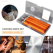 8814 Wood Handle Wood Carving Cutter Universal Diy Cutting Wood Carving Set