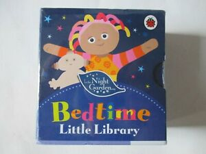 Bedtime Little Library Four Book Set From Ladybird New Sealed And Unopened.