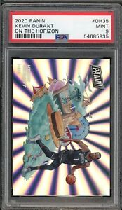 2020 Panini On The Horizon OH35 Kevin Durant PSA 9