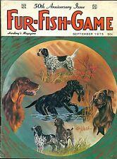 Fur-Fish-Game magazine--Sept. 1975-----446