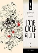 Lone Wolf And Cub Omnibus Volume 9 (lone Wolf & Cub Omnibus): By Kazuo Koike