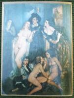 1979 1st Norman Lindsay Exhibition Catalogue PRISTINE w a huge 65 plates