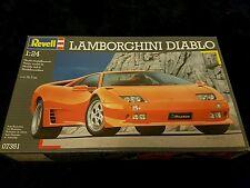 Revell 1/24 Lamborghini Diablo muy buen estado rara