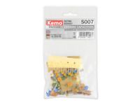 Ceramic Disc Chip Capacitor Selection Kemo S007 Assorted Mixed Capacitors 100pc