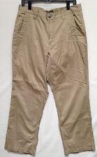 Men's Mountain Khakis Lake Lodge Twill Khaki Pants Size 35X30