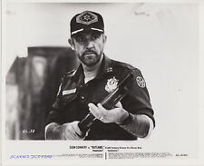 OUTLAND SEAN CONNERY WITH SHOTGUN ORIGINAL 1981 8X10