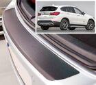 BMW X 1 F48 - CARBON Stile PARAURTI POSTERIORE PROTEZIONE