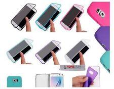 Étuis, housses et coques avec clip transparents transparents Samsung Galaxy S6 pour téléphone mobile et assistant personnel (PDA)
