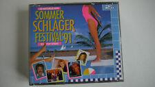 Sommer Schlager Festival ´91 - Doppel CD