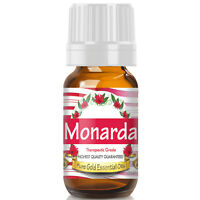Monarda Essential Oil (Premium Essential Oil) - Therapeutic Grade - 10ml