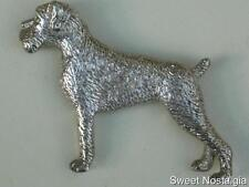 Animals Silver Vintage Costume Brooches/Pins