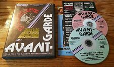 Avant-Garde: Experimental Cinema of the 1920s and '30s (DVD) Kino Video shorts