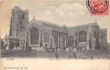 BR61440 luton parish curch   uk